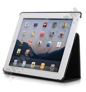 ODOYO Aircoat New Apple iPad/2 - Black [PA512BK] - Casing Tablet / Case